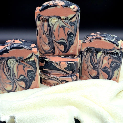 Lavender & Tea Tree Rose Clay Bar