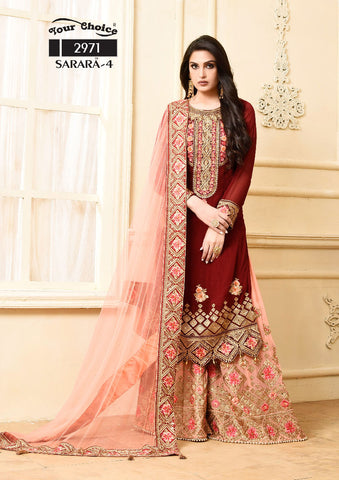 Salwar Kameez - Daleyza Collections