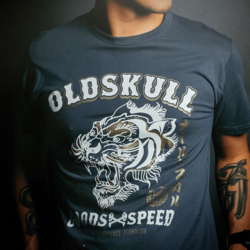 Goods and Speed - OldSkullShirts