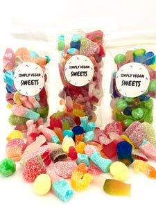 REJECT VEGAN PICK & MIX - Simply Vegan Sweets
