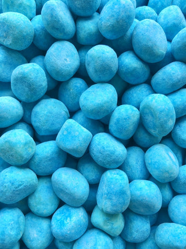 Vegan blue raspberry bonbons (gluten free) - Simply Vegan Sweets