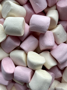 Vegan marshmallows.