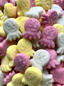Vegan sour octopus - Simply Vegan Sweets