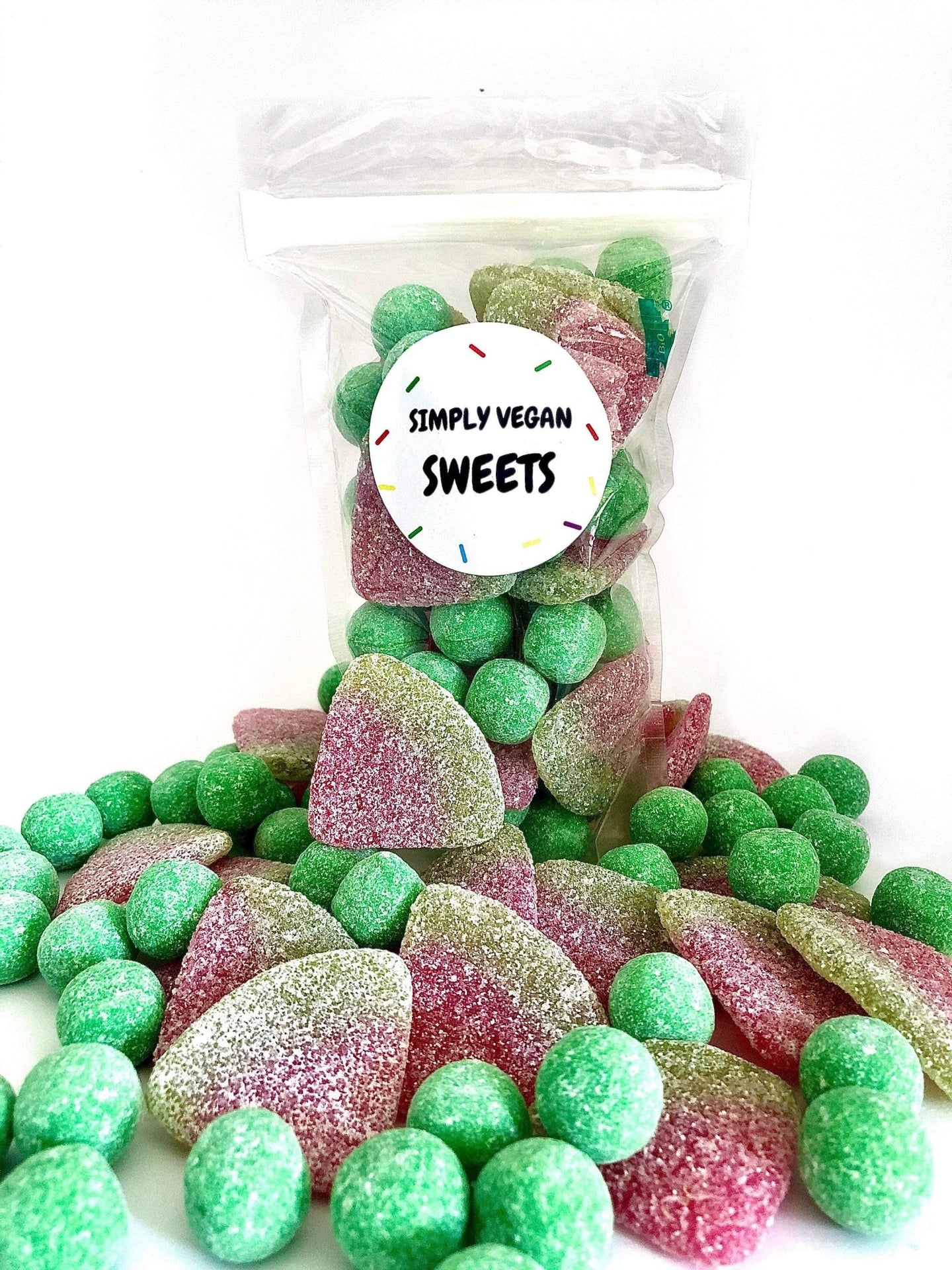 WATERMELON BURST - Simply Vegan Sweets