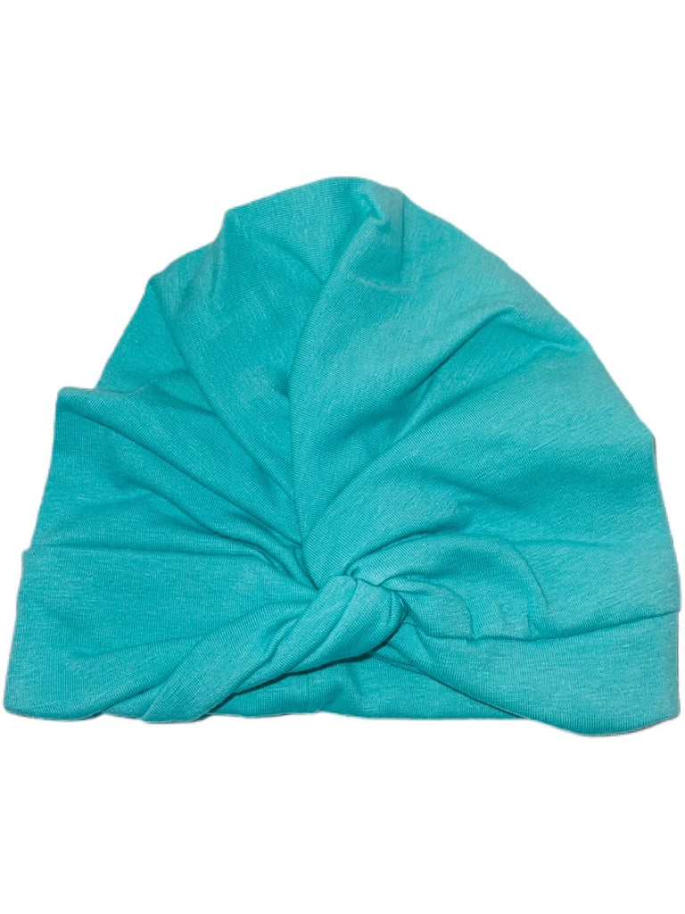Classic Gathered Front Turban