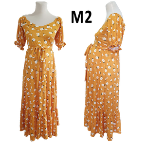 Mylene Maxi Dress - For Ladies and Pregnant Women