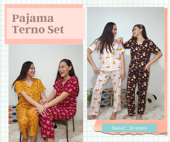 Pajama Pants Set