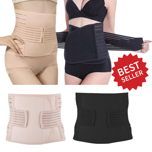 Maternity Waist Binder, Abdominal Support Binder, Postpartum Recovery Belt FREE SHIPPING