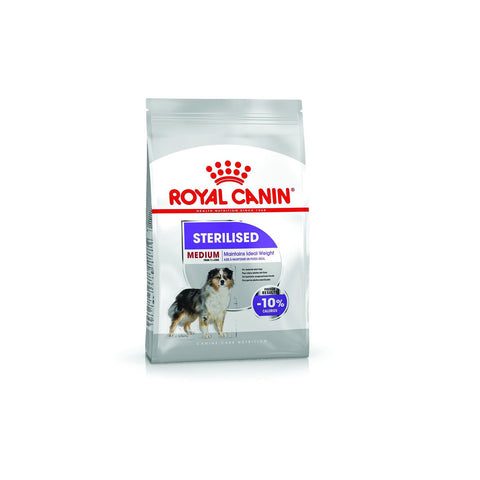 Royal Canin - Medium Sterilised Dog