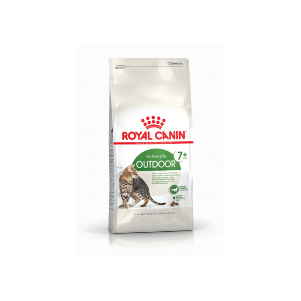 Royal Canin - Outdoor 7+ Years