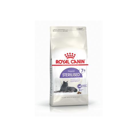 Royal Canin - Sterilised 7+ Cat - zoofast-shop