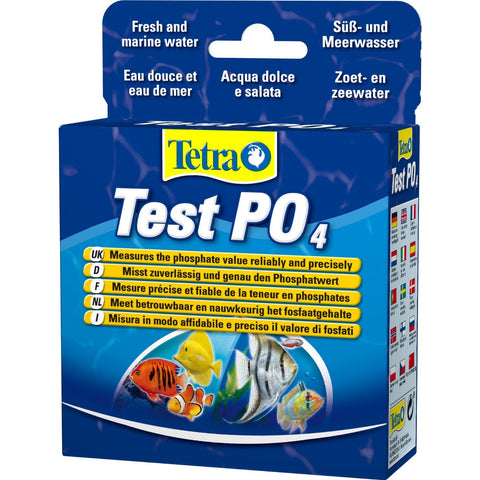Tetra - Test Aquariums P04 10ml+16.5g - zoofast-shop