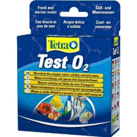 Tetra - Test Aquariums 02 Oxygen 10ml - zoofast-shop