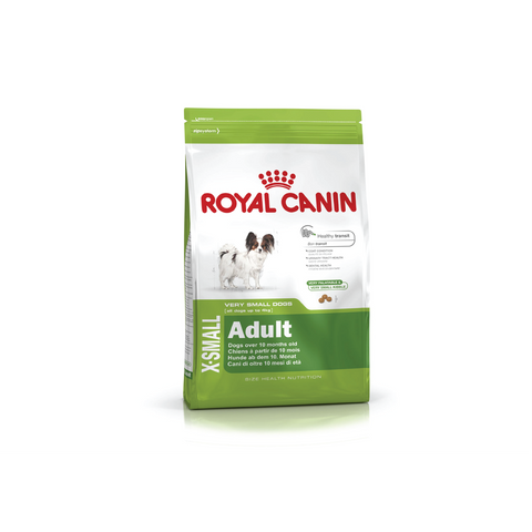 Royal Canin - Xsmall Adult 1.5kg - zoofast-shop