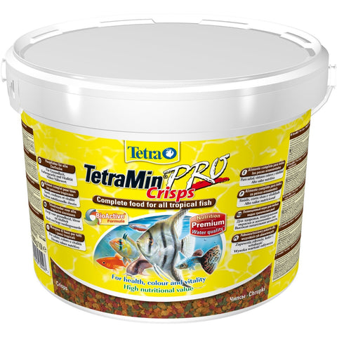 Tetra - Food For Fish Min Pro Crisps 2kg - zoofast-shop