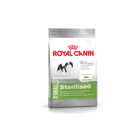 Royal Canin - Xsmall Sterilised Adult 1.5kg - zoofast-shop