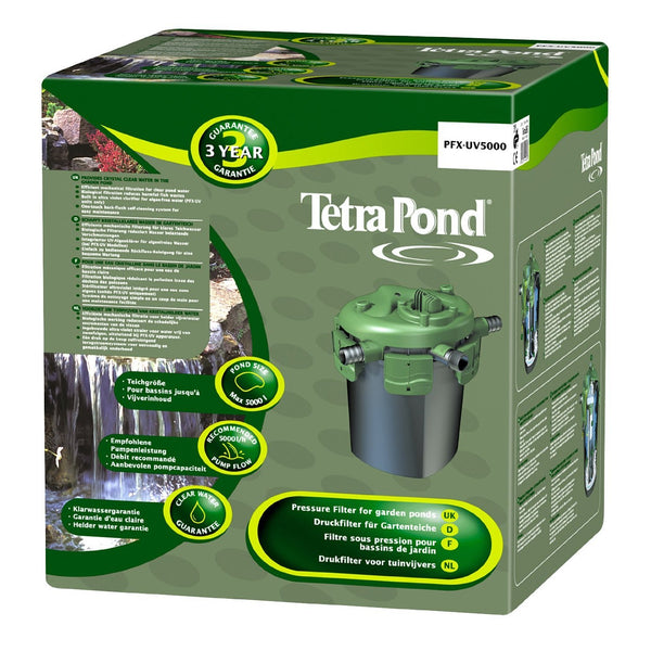 Tetra - Filter For Ponds Pressure PFC-UV