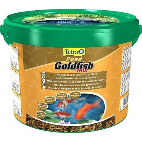 Tetra - Food For Fish Pond Goldfish Mix 1.4kg - zoofast-shop
