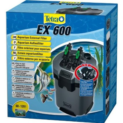 Tetra - Filter For Aquariums External Ex 600