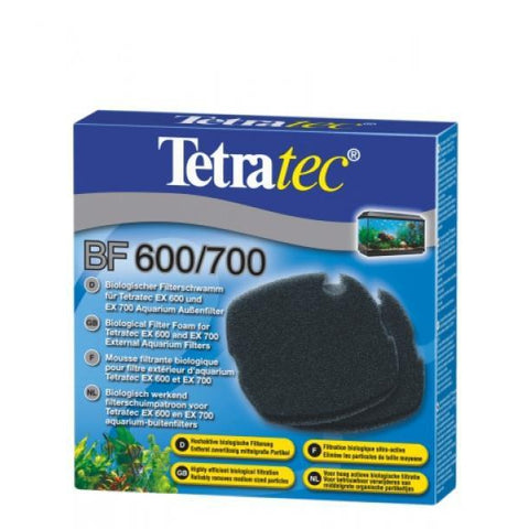 Tetra - Biological Filter Foam For Ex600-800 Plus BF600-700 - zoofast-shop