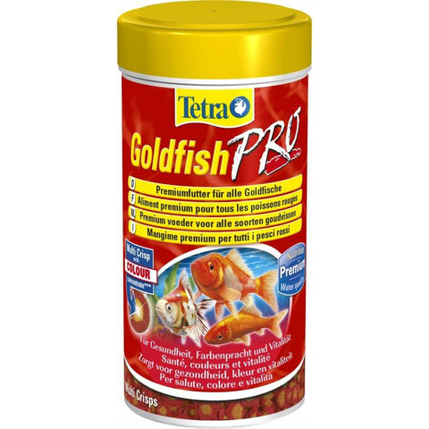 Tetra - Food For Fish Goldfish Pro 52g-250ml - zoofast-shop