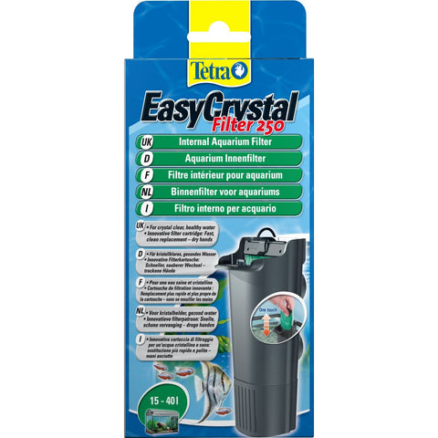 Tetra - Filter For Aquariums Easycrystal EC250 - zoofast-shop