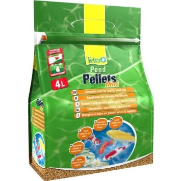 Tetra - Food For Fish Pond Pellets Small 1.05kg - zoofast-shop