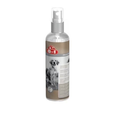 8in1 - Spray For Dogs White Pearl 115ml - zoofast-shop
