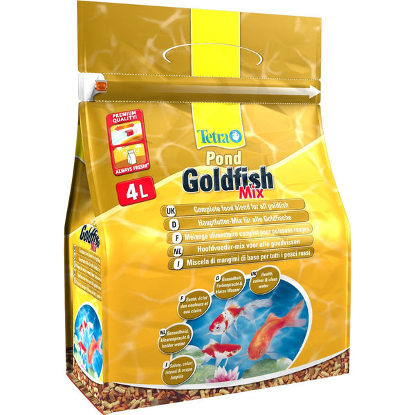 Tetra - Food For Fish Pond Goldfish Mix 560g-4L