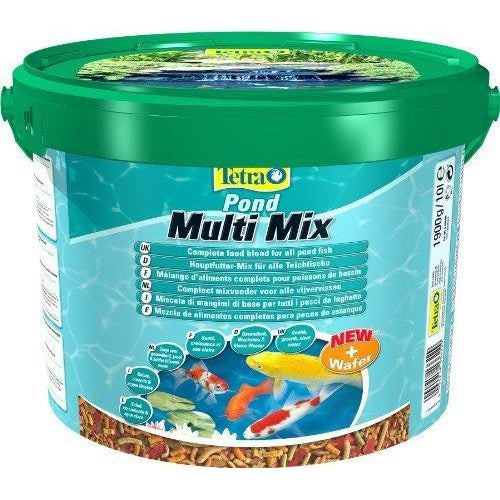 Tetra - Food For Fish Pond Multi Mix 760g-4L