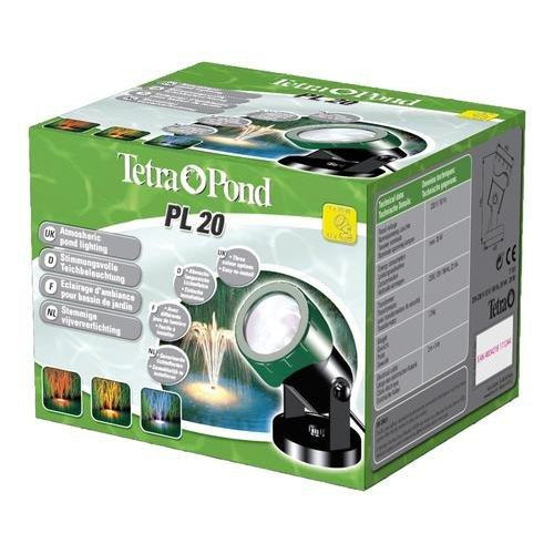 Tetra - Fountain Lighting For Ponds PL20