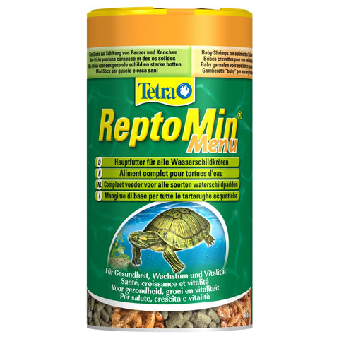 Tetra - Food For Reptiles Reptomin Menu 44g-250ml - zoofast-shop