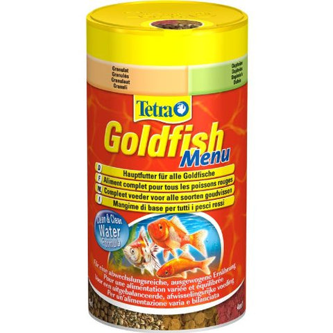 Tetra - Food For Fish Goldfish Menu 62g-250ml - zoofast-shop