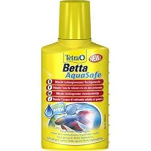 Tetra - Liquid For Aquariums Aquasafe For Betta 100ml - zoofast-shop