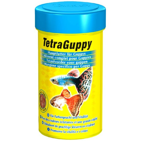 Tetra - Food For Fish Guppy 30g-100ml - zoofast-shop