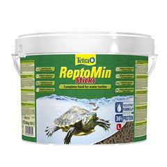 Tetra - Food For Reptiles Reptomin Sticks 10L - zoofast-shop