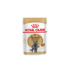 Royal Canin - British Shorthair Adult Pouch 85g - zoofast-shop