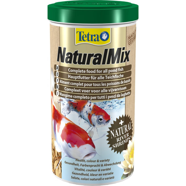 Tetra - Food For Fish Pond Natural Mix 1L