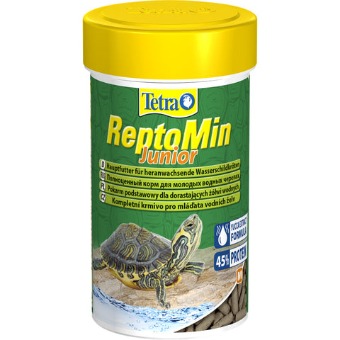 Tetra - Food For Reptiles Reptomin Junior 250ml - zoofast-shop