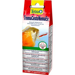 Tetra - Liquid For Aquariums Medica Tremacestonemaex 20ml - zoofast-shop