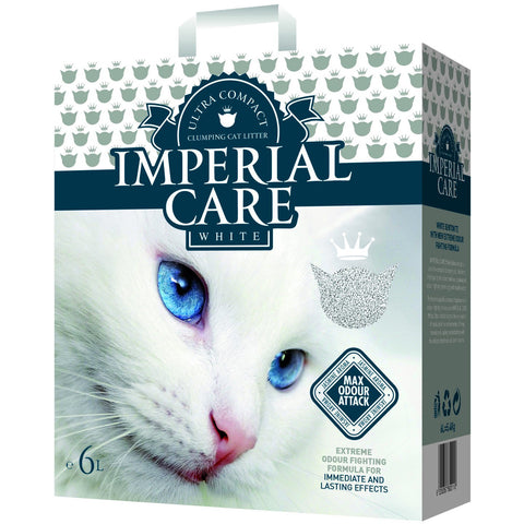 Imperial Care – White Max Odour Attack Clumping Jasmine