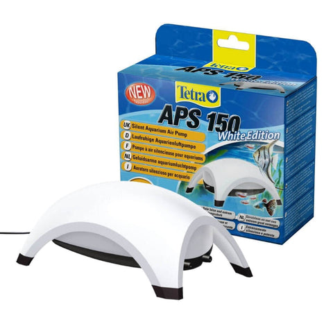 Tetra – Air Pump For Aquariums White