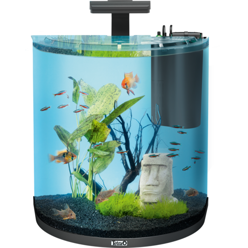 Tetra - Aquarium Aqua Art Exp. Line Comp. Set Black
