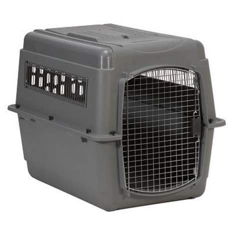 Petmate - Sky Kennel L. Grey - zoofast-shop