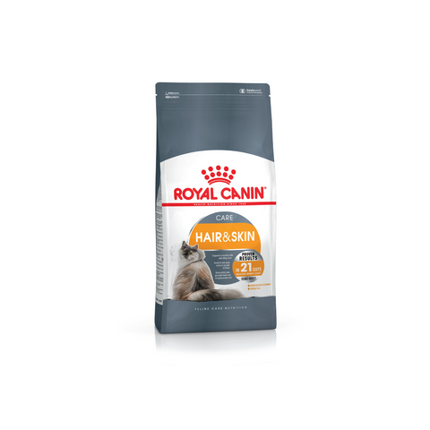 Royal Canin - Hair & Skin Cat - zoofast-shop
