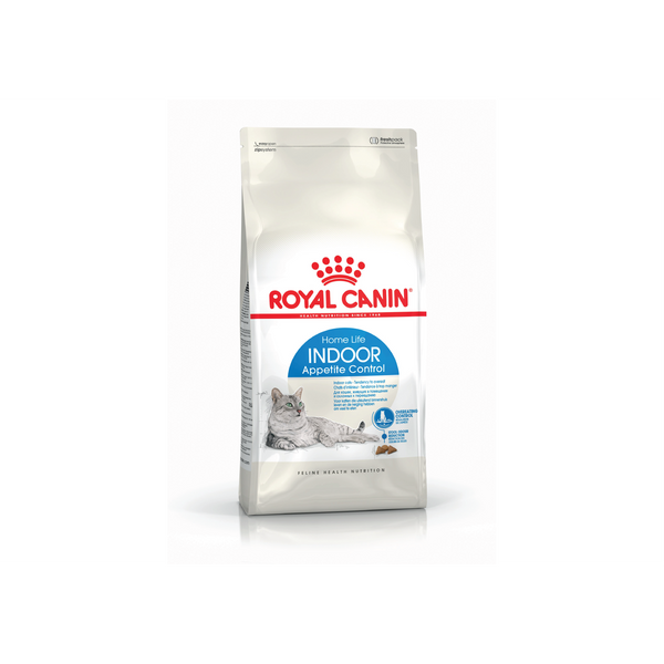 Royal Canin - Indoor Appetite Control Cat 4kg
