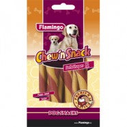 Flamingo - Snack Chew'n Softsticks 120g - zoofast-shop