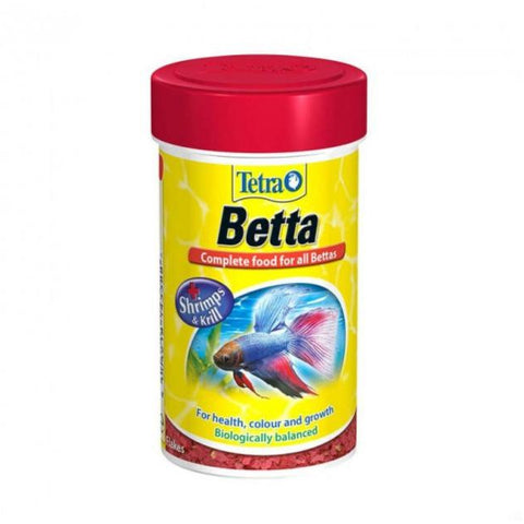 Tetra - Food For Fish Betta 25g/100ml