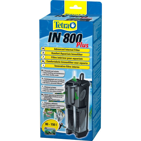 Tetra - Filter For Aquariums Plus Internal IN - zoofast-shop