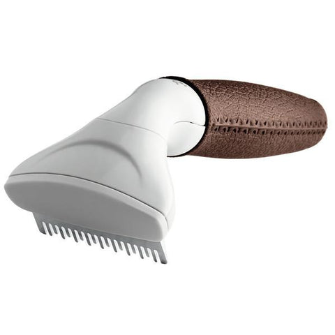 Hunter - De-Felting Currycomb SPA-Special Blade Brown-Grey
